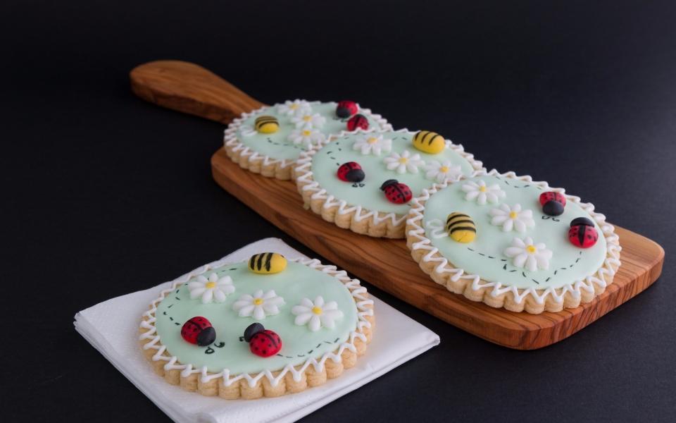 Bugs on cookies 2