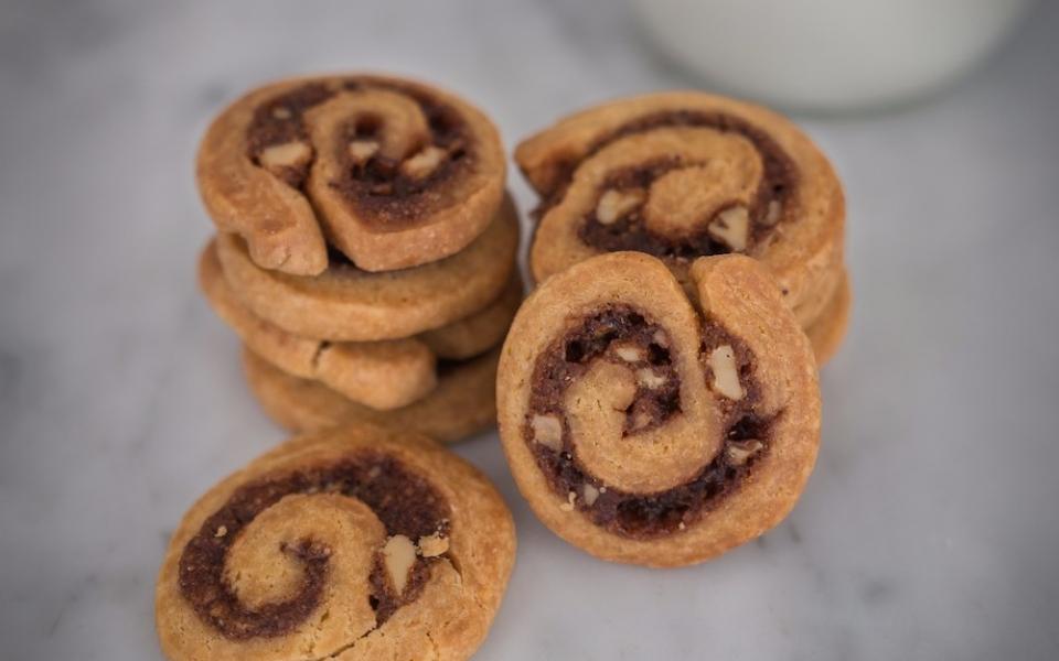 Cinnamon cookies 2